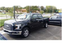 2015 Ford F150 SuperCrew Cab XLT Pickup 4D 6 1/2 ft