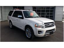 2016 Ford Expedition Platinum Sport Utility 4D