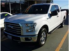 2015 Ford F150 Super Cab XLT Pickup 4D 6 1/2 ft