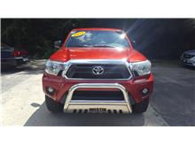 2013 Toyota Tacoma Double Cab PreRunner Pickup 4D 5 ft