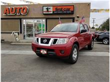 2012 Nissan Frontier Crew Cab SV Pickup 4D 5 ft