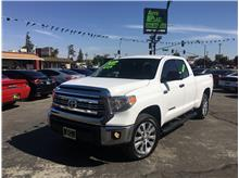 2016 Toyota Tundra Double Cab SR5 Pickup 4D 6 1/2 ft