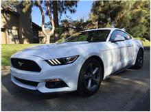 2016 Ford Mustang EcoBoost Coupe 2D