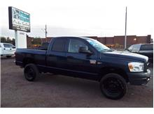 2008 Dodge Ram 2500 Quad Cab ST Pickup 4D 6 1/4 ft