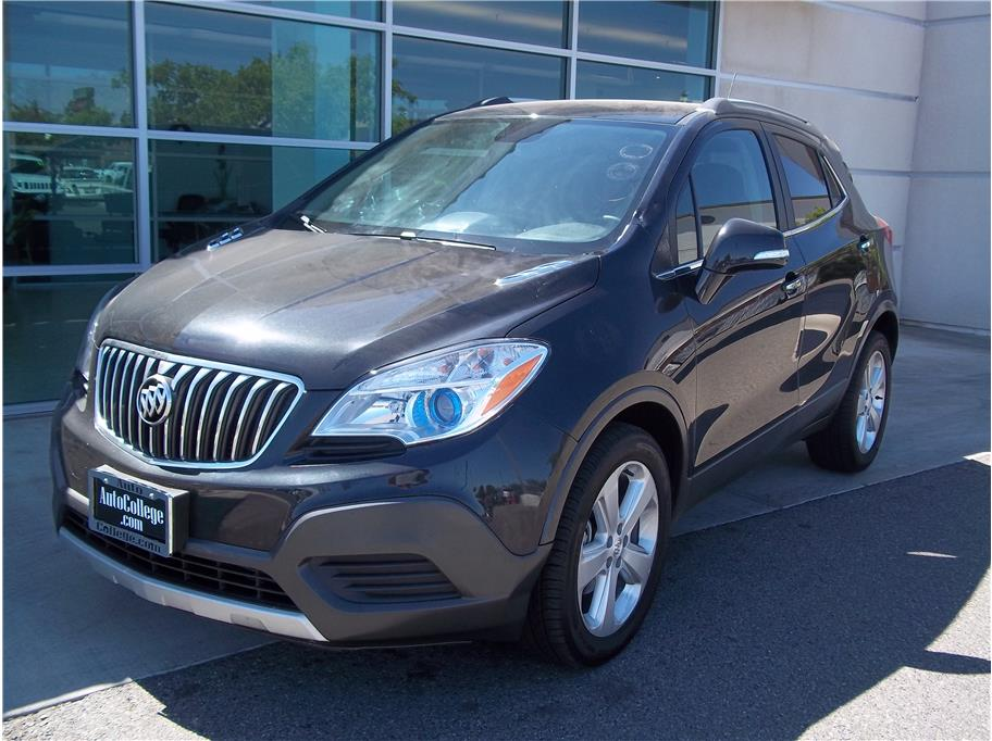 2016 Buick Encore from Auto College