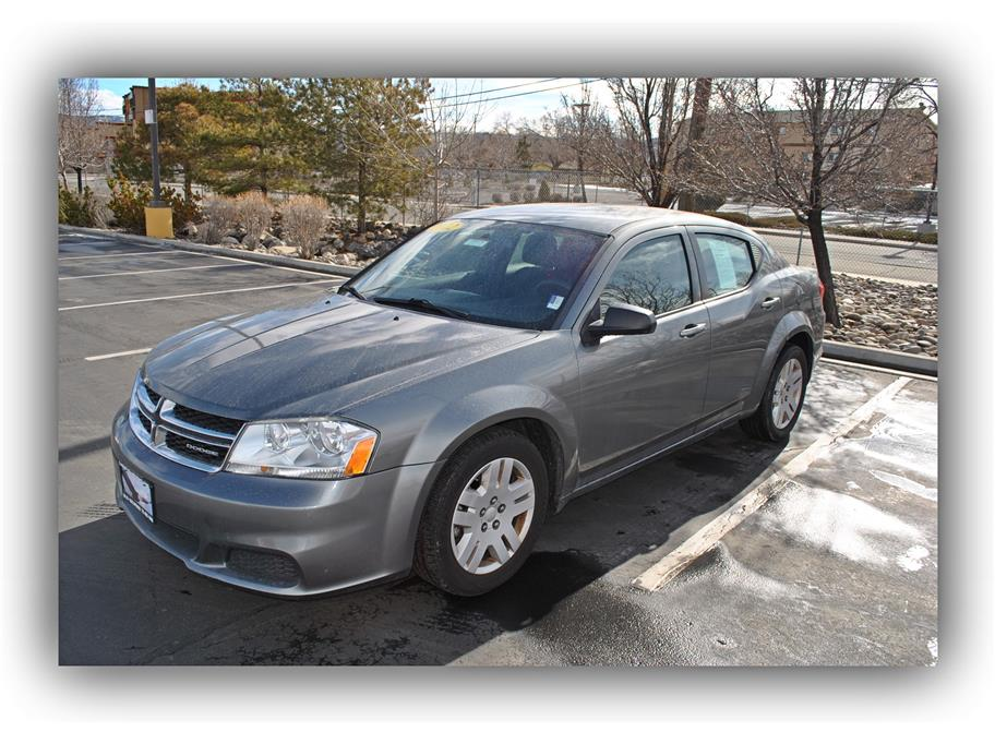 2012 Dodge Avenger from Eagle Valley Motors Fernley