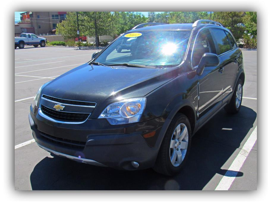 2012 Chevrolet Captiva Sport from Eagle Valley Motors Fernley