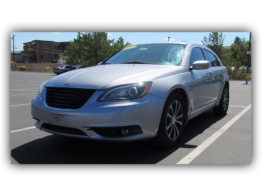 2013 Chrysler 200 from Eagle Valley Motors Fernley