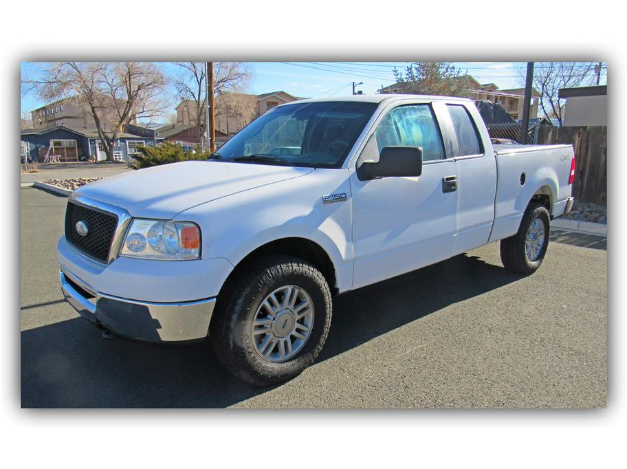 2008 Ford F150 Super Cab from Eagle Valley Motors Carson