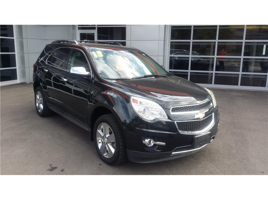 2013 Chevrolet Equinox from 6th Street Auto