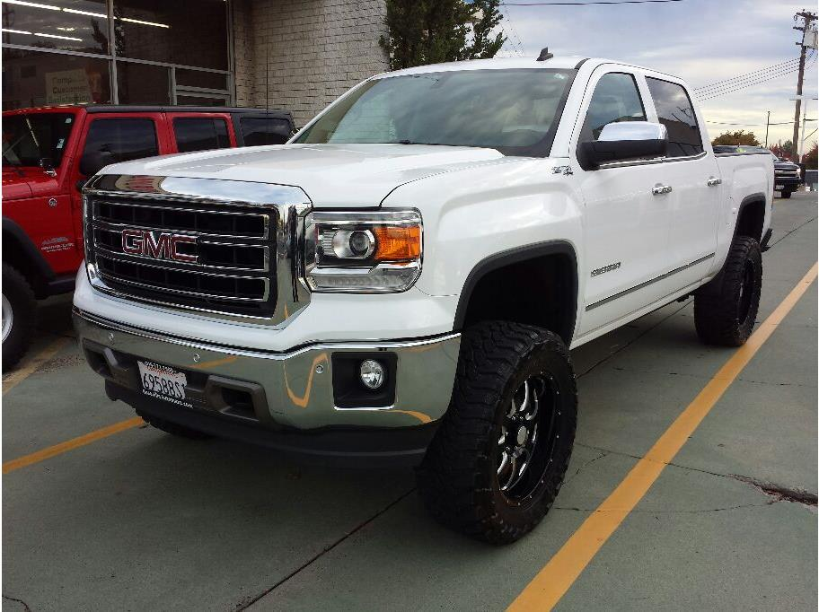 2014 GMC Sierra 1500 Crew Cab from Roseville AutoMaxx