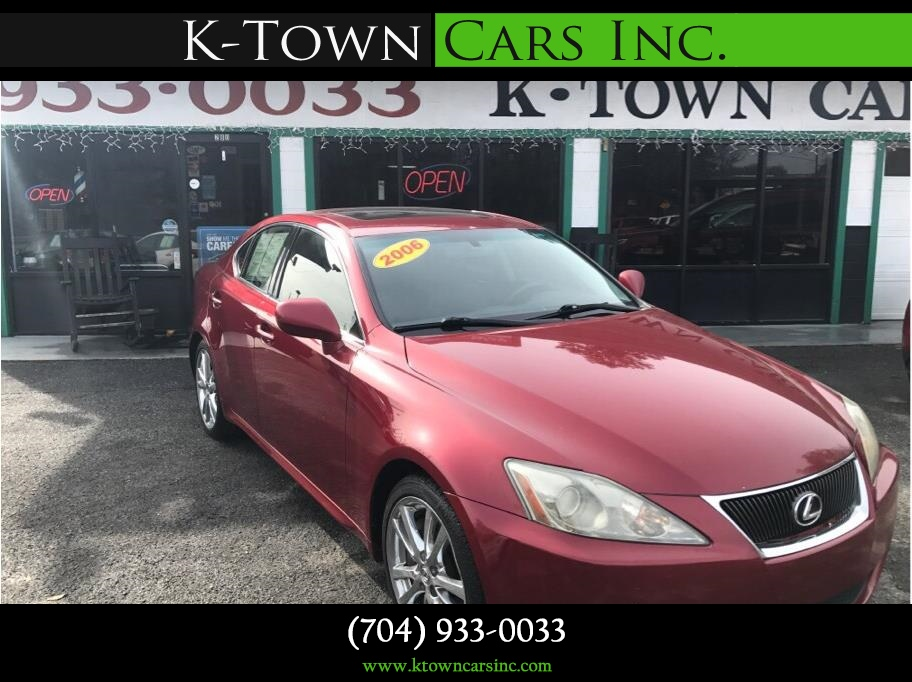 K Town Cars >> 2006 Lexus Is From K Town Cars