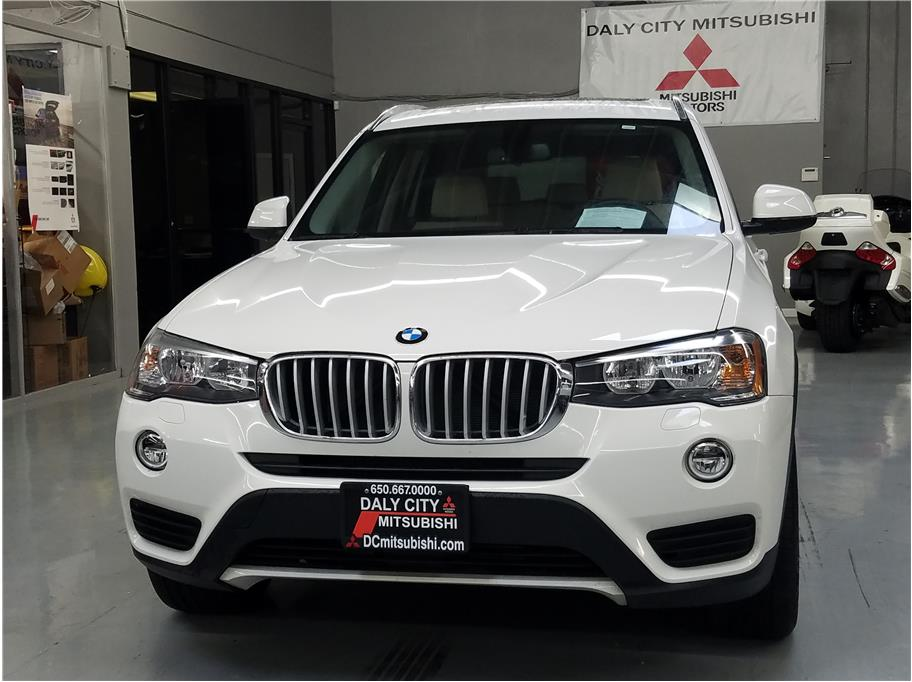 2017 BMW X3 from Daly City Mitsubishi