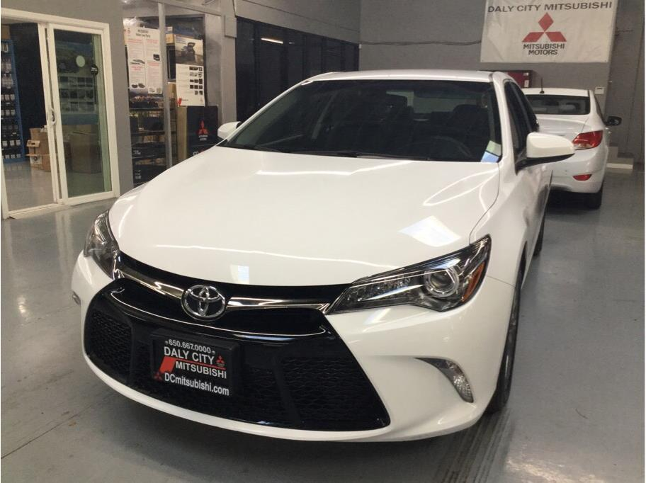 2017 Toyota Camry from Daly City Mitsubishi