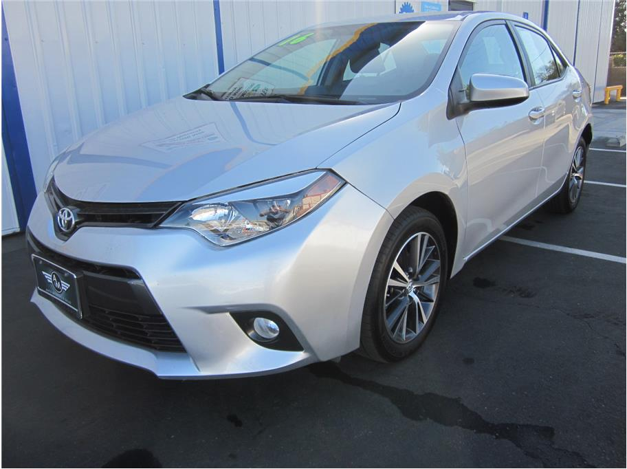 2016 Toyota Corolla from A & M Auto