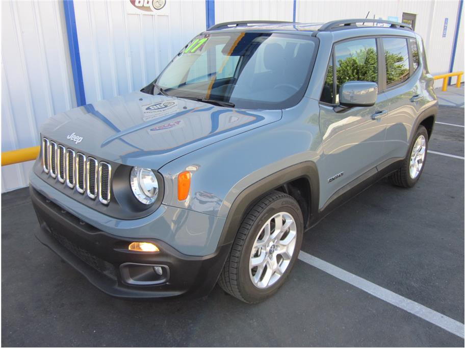 2017 Jeep Renegade from A & M Auto