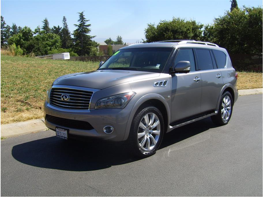 2014 INFINITI QX80 from Elias Motors Inc