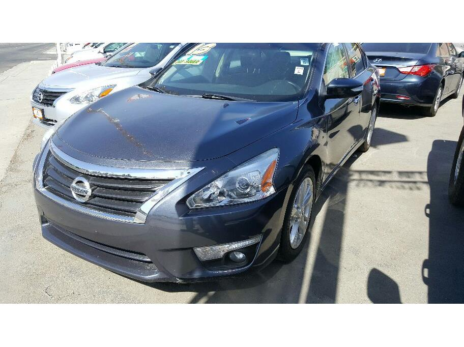 2013 Nissan Altima from First Car
