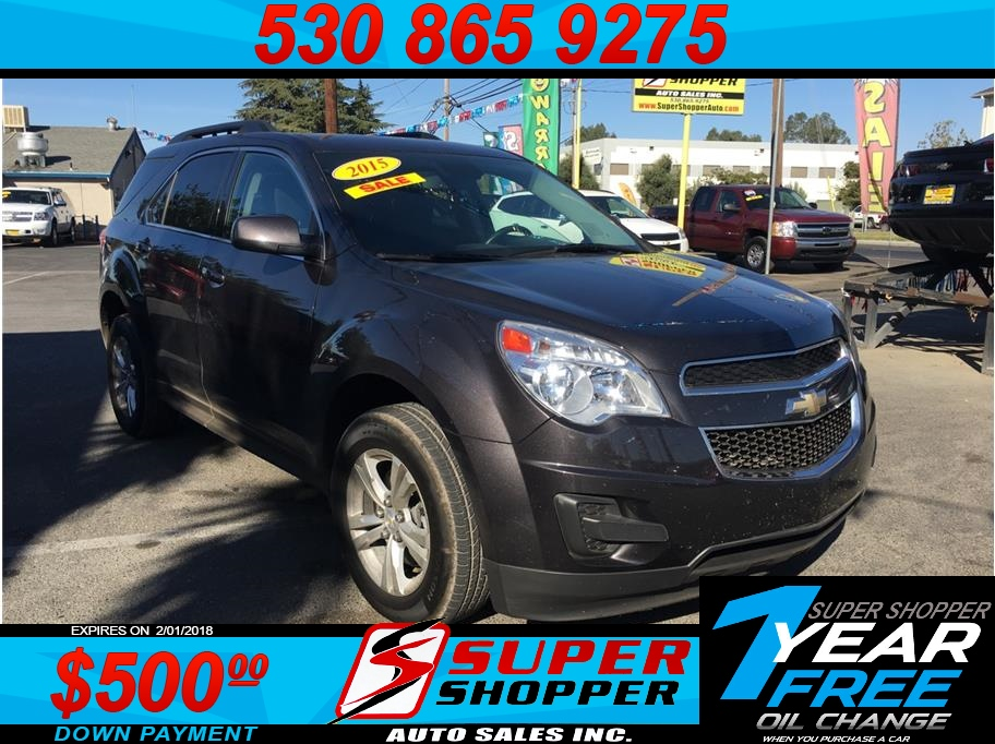 2015 Chevrolet Equinox from Super Shopper Auto Sales Inc