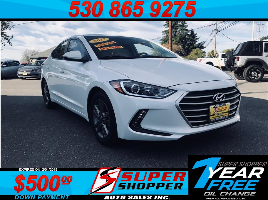 2017 Hyundai Elantra from Super Shopper Auto Sales Inc