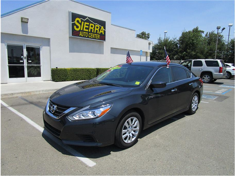2016 Nissan Altima from Sierra Auto Center