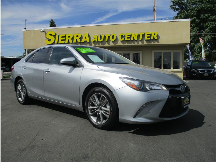 2016 Toyota Camry from Sierra Auto Center Fowler