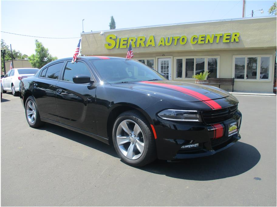 2016 Dodge Charger from Sierra Auto Center Fowler