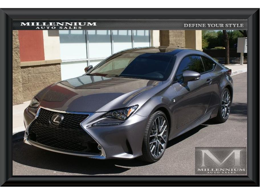 2015 Lexus RC from Millennium Auto Sales