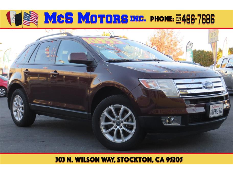 2010 Ford Edge from M & S Motors