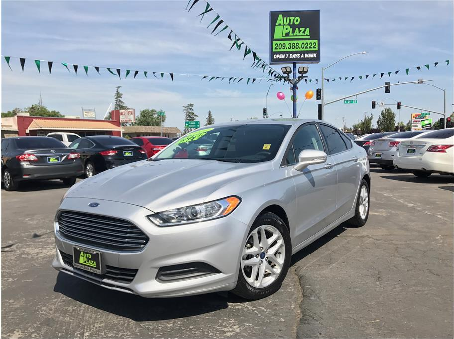 2016 Ford Fusion from Auto Plaza