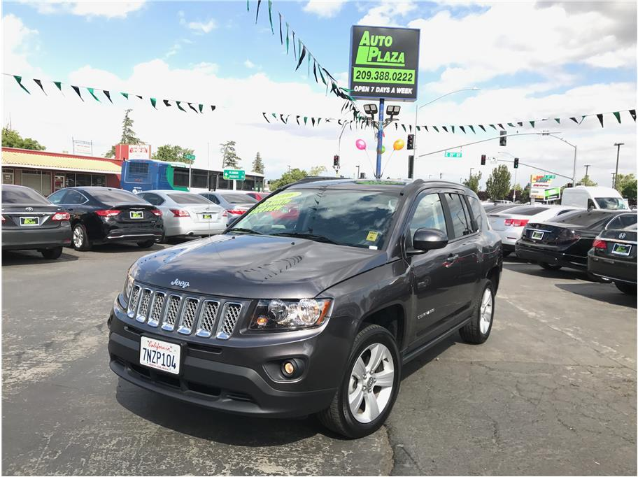 2016 Jeep Compass from Auto Plaza