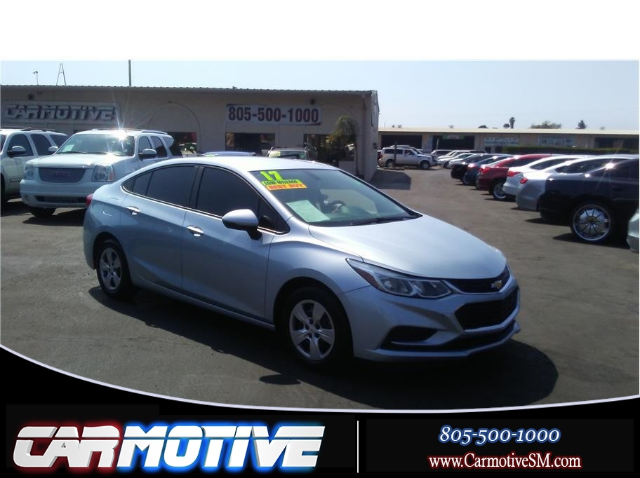 2017 Chevrolet Cruze from Carmotive