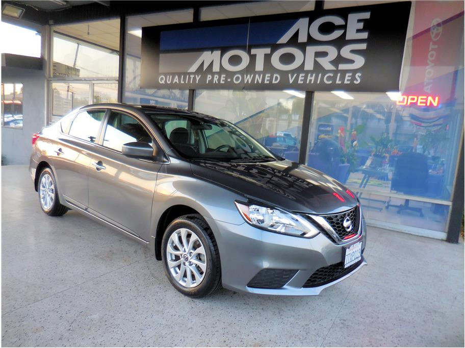 2016 Nissan Sentra from ACE Motors