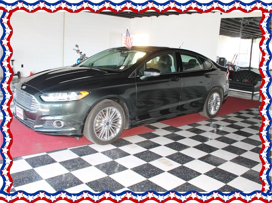 2015 Ford Fusion from American Auto Depot