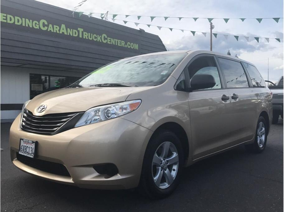2012 Toyota Sienna from Redding Car and Truck Center