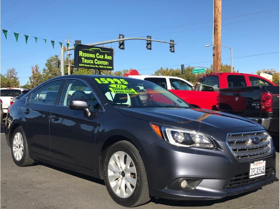 2016 Subaru Legacy from Redding Car and Truck Center