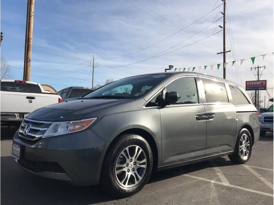 2013 Honda Odyssey from Redding Car and Truck Center