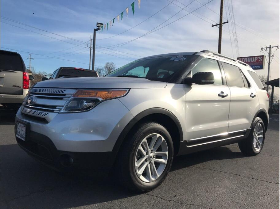 2013 Ford Explorer from Redding Car and Truck Center